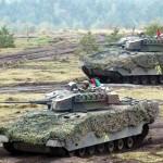 """Schützenpanzer Ulan bei """"European Challange 2005"""""""