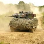 Schützenpanzer Ulan mit Saab BT46 Duellsimulationssystem