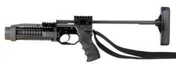 AG77 A1 als Stand-Alone-Granatwerfer