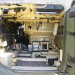 Schützenpanzer Ulan Innenraum