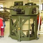 Simulator Steyr SP-30 Gefechtsturm