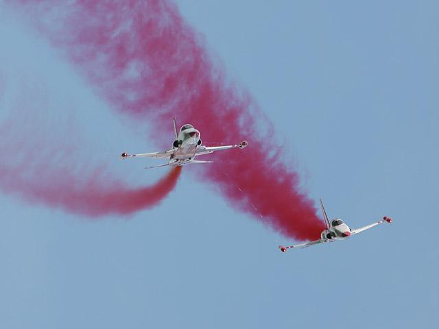Turkish Stars bei der Airpower 09