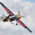 Zivko Edge 540 von Hannes Arch bei der Airpower 2011