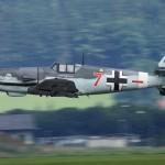 Messerschmitt Me (Bf) 109 bei der Airpower 2011