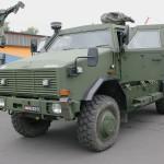 AC-Aufklärungsfahrzeug Dingo 2 (ATF AC)