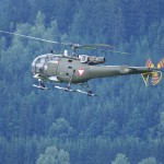 Sud-Aviation SA 316B Alouette III