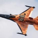 Lockheed Martin F-16 MLU Fighting Falcon (F-16 Demo Team, Niederlande) (F)