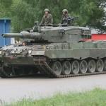 Kampfpanzer Leopard 2 A4 © PzBrig15