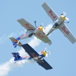Flying Bulls Aerobatics Team © Doppeladler.com