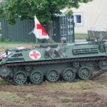 Sanitätsschützenpanzer SPzA1 San