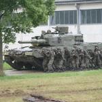 Kampfpanzer Leopard 2 A4