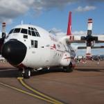Lockheed C-130 Hercules der Turkish Stars
