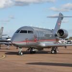 Canadair CL604 Challenger der Royal Danish Air Force