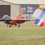 Lockheed Martin F-16A MLU Fighting Falcon vom F16 Demo Team