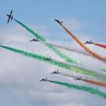 Frecce Tricolori / Aermacchi MB-339 PAN