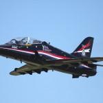 BAE Hawk T1 vom RAF Hawk Display Team