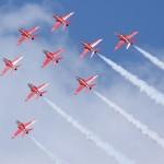 Red Arrows / BAE Systems Hawk T1