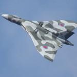 "Avro Vulcan B2 XH558 (G-VLCN) ""The Spirit Of Great Britain"""