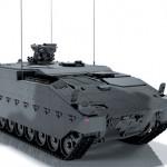 ASCOD SV - Mannschaftstransportpanzer mit ferngesteuerter Waffenstation