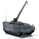 ASCOD SV - Reparaturpanzer mit ferngesteuerter Waffenstation
