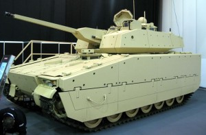 BAE Systems Hägglunds CV-90 Recce