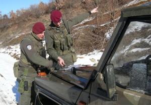 Kaderpräsenzeinheit KPE des Jägerbataillons 25 im Auslandseinsatz
