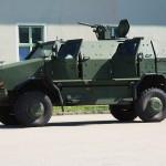 Patrouillen- und Sicherungsfahrzeug ATF Dingo 2