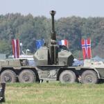 SPGH-M77 Dana - 152 mm Haubitze auf Selbstfahrlafette