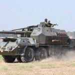 Artilleriesystem SPGH-M77 Dana