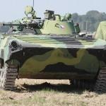 Schützenpanzer BMP-2 (BVP-2 - Bojové Vozidlo Pěchoty)