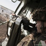 Doorgunner-Training Mil Mi 17 Hip