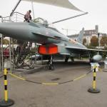 1:1 Modell des Eurofighter Typhoon