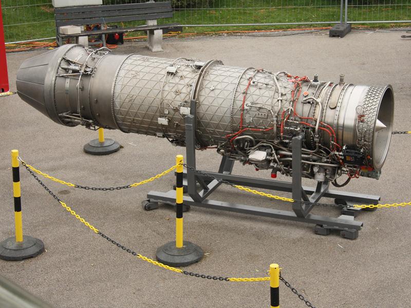 Eurojet EJ-200 Triebwerk