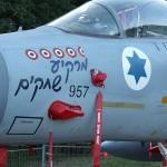 McDonnell Douglas F-15D Baz, Israeli Air Force, Kennung 957 'Markia Schakim'