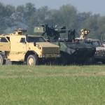 Czech Army: ATF Dingo 2, Pandur II 8x8, Iveco LMV