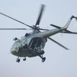 Mil Mi-8T Hip der polnischen Polizei. Kennung SN-42XP / A023