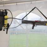 IFEX 3000 Hochdrucklöschgerät / tragbarer Wasserwerfer