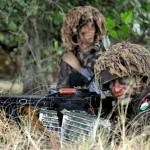 Ungarische Spezialeinheiten und leichte Infanterie