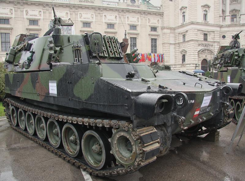 M-109 Rechenstellenpanzer / gepanzerter Gefechtsstand