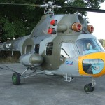 Mil Mi 2 Hoplite, Czech Air Force, Kennung 9427