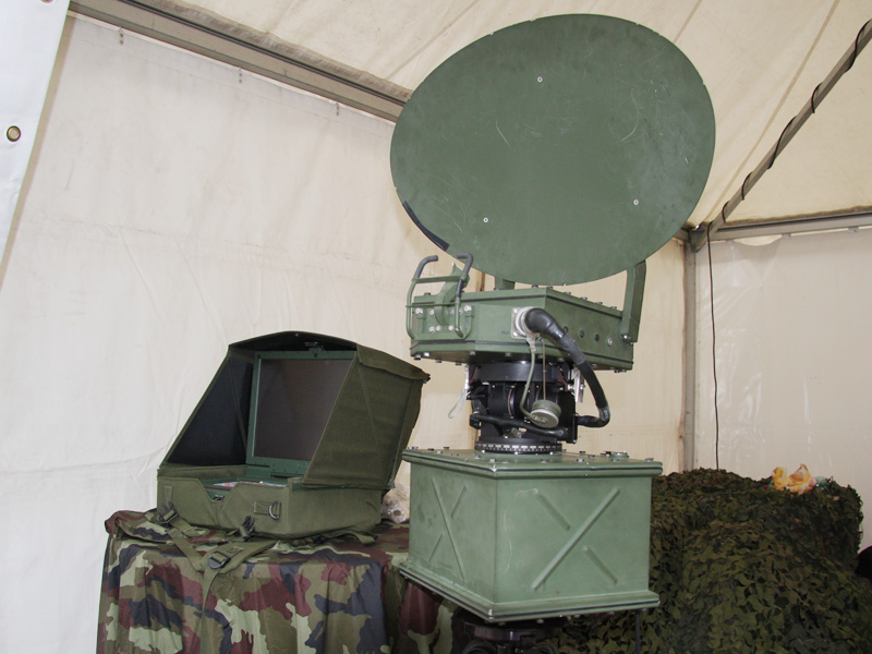 Man-portable Surveillance and Target Acquisition Radar (MSTAR)