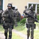 Zugriffseinheit des Kommandos Militärstreife und Militärpolizei
