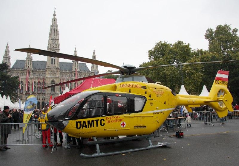Christopherus - Eurocopter EC-135 T2 ÖAMTC OE-XEQ