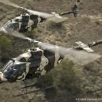 Bell OH-58B Kiowa 3C-OL und 3C-OJ