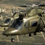 Bell OH-58B Kiowa 3C-OJ und 3C-OL, Austrian Air Force; Agusta A-109BA Hirundo H01 und H31, Belgian Air Force
