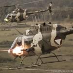 Bell OH-58B Kiowa 3C-OJ und 3C-OL, Austrian Air Force
