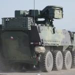 Pandur II 8x8 von Steyr-Daimler-Puch Spezialfahrzeug GmbH / GDELS Steyr