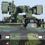 Remote Control Weapon System RCWS-30 von Rafael