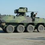 Radpanzer Pandur II 8x8 von GDELS Steyr