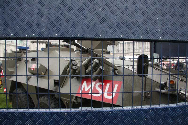 Radpanzer Pandur A1 6x6 MSU
